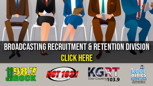 Broadcasting's Recruitment and Retention Division