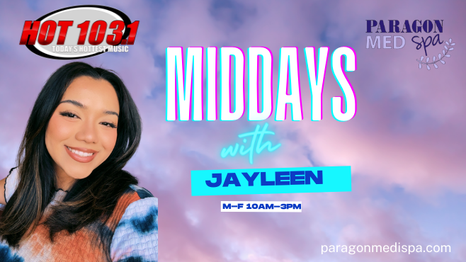 Midday's with Jayleen!