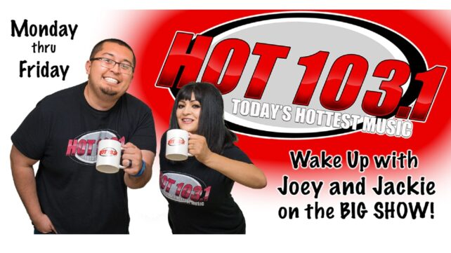 Wake up Weekday's with HOT 103's Big Show