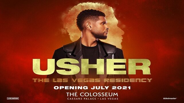 Enter to See Usher in 2021