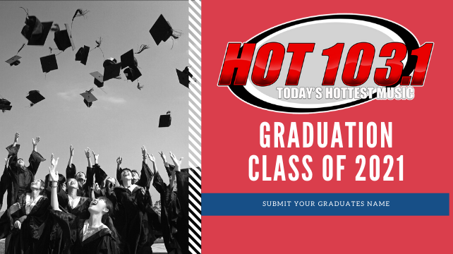 SUBMIT YOUR GRADUATES NAME TODAY